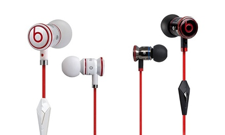 Pair of iBeats Earphones by Dr. Dre with ControlTalk, Refurbished (Shipping Included)