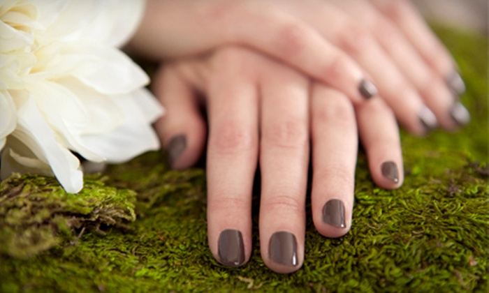 Ming at Oregon Nails - Sexton Mountain: One Classic or Chocolate Deluxe Manicure from Ming at Oregon Nails (Up to 53% Off)