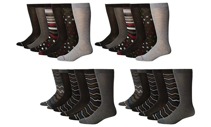 0497751bfd5 Up To 69% Off on Steve Madden Men's Dress Socks | Groupon Goods