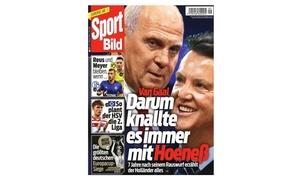 Aboheld: Halbjahres-Abo (26 Ausgaben) der Zeitschrift Sport Bild (74% sparen*)