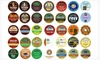 Single-Serve Coffee-Cartridge Adventure Sampler Pack
