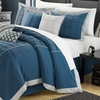 Overfilled, Embroidered 8-Piece Comforter Sets