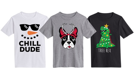 Juniors' Holiday Tees
