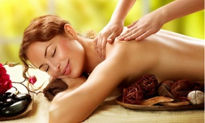 Allure De Vie Salon & Day Spa: Spa Treatments with Champagne at Allure De Vie Salon & Day Spa (Up to 55% Off). Four Options Available.