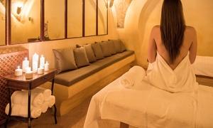 OTIUMSPA: Percorso spa, bagno romano con savonage e massaggio personalizzato per 2 persone da OtiumSpa
