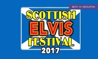 Scottish Elvis Festival on 7 - 9 April at DoubleTree by Hilton Hotel Glasgow