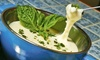 The Little Dipper - Durham: Prix-Fixe Four-Course Fondue Dinner for Two or Four at The Little Dipper (Up to 41% Off)