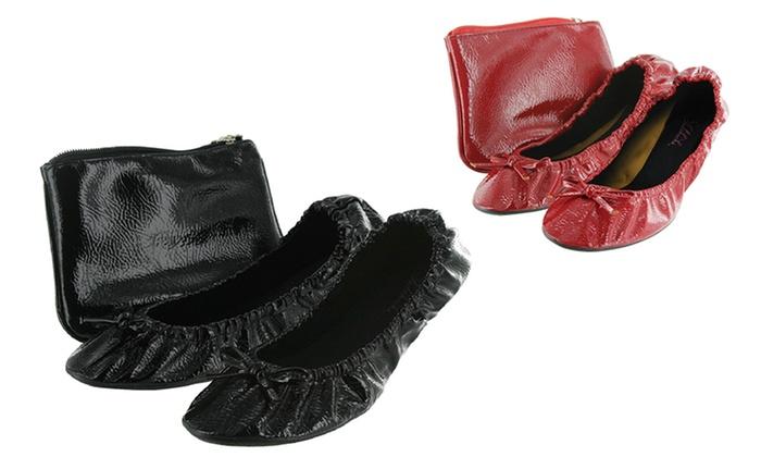 Sidekicks Women's Foldable Flats