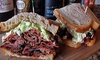 Brix Brews & NY Deli - Brix Sunset Beach: Breakfast and Mimosas or Lunch and Beer Flights for Two or Four at Brix Brews & NY Deli (Up to 52% Off)