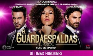 """Stage Entertainment España: Entrada al musical """"El Guardaespaldas"""" del 24 de mayo al 12 de julio desde 50 € en Madrid"""