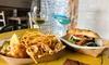 ⏰ Menu panino gourmet più vino