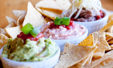 $39 to Spend on Mexican Food and Drinks at Pepe's Newmarket