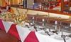 Restaurant La Buena Tierra - Restaurant La Buena Tierra: Sonntagsbrunch AYCE inkl. 0,1 l Orangensaft für 2 oder 4 Personen im Restaurant La Buena Tierra (bis zu 46% sparen*)