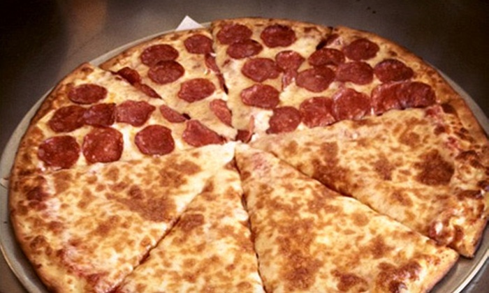 zpizza - Thousand Oaks: $10 for $20 Worth of Pizza, Sandwiches, and Salads at zpizza