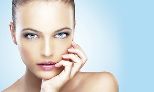 Hands on Therapy: Microcurrent Skin-Rejuvenating Radio-Frequency Treatments at Hands On Therapy (Up to 60% Off)