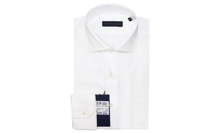 Camisa lisa para hombre
