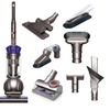 Dyson Ball Upright Vacuum with Extra Tools (Certified Refurbished)