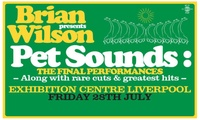 Brian Wilson Presents Pet Sounds, 28 July, Exhibition Centre Liverpool (Up to 50% Off)