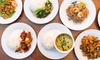 2-Course Thai Meal + Drinks for 2