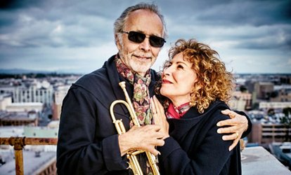 image for An Evening With Herb Alpert And Lani Hall on April 25 at 8 p.m.