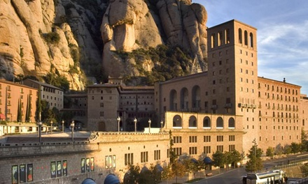 Montserrat: 2 noches para 2 en habitación doble con desayuno en hotel Abat Cisneros