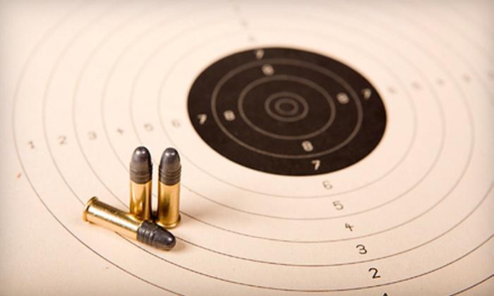 Guns-n-Gear LLC - Guns-n-Gear LLC: One-Hour Learn to Shoot Pistol Class for One or Two at Guns-n-Gear LLC in Fairfax(Up to 60% Off)
