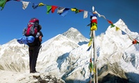 Nepal: 9 Nights with Tour, Meals, Transfers and Extras with Trekking Guide Team Adventure*