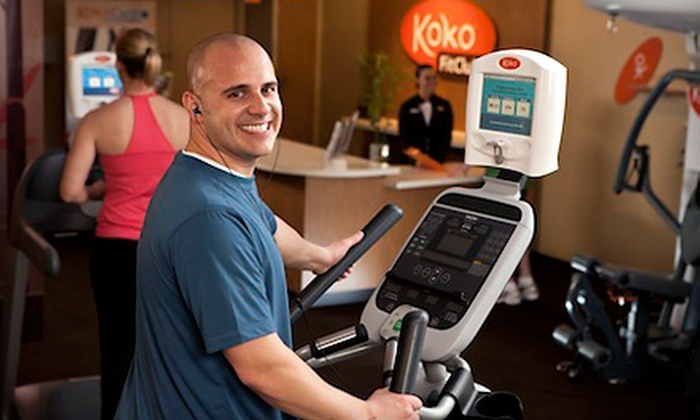 Koko FitClub - Long Beach: One- or Two-Month Unlimited Membership to Koko FitClub (Up to 77% Off)