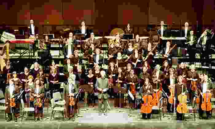 Tucson Symphony Orchestra MasterWorks Concert Series - St Andrews Presbyterian Church: Tucson Symphony Orchestra Season Pass for One at St. Andrew's Presbyterian Church (Up to Half Off)