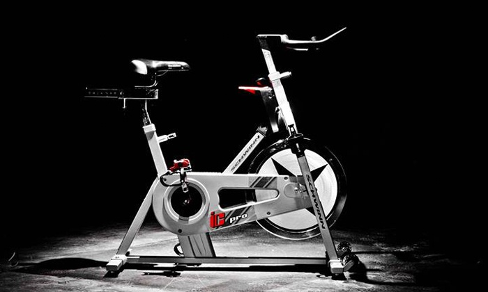 Moxieride - Moxieride: 5, 10, 15, or 20 Total-Body Indoor Cycling Workouts at Moxieride (Up to 49% Off)