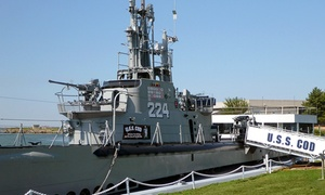 USS Cod: Admission to the USS Cod for Two or Four Adults, or Two Adults and Two Children (Up to 46% Off)