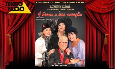 4 donne e una canaglia a Milano