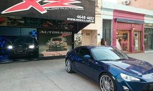 NEWXZ: Desde $599 por polarizado con lámina americana o anti asalto para auto en NEWXZ