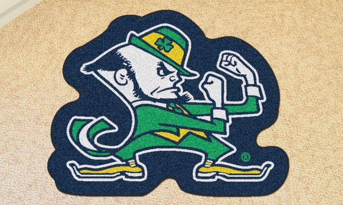 NCAA Mascot Area Rug