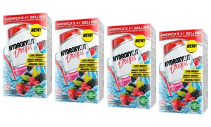 Hydroxycut Weight Management Drops (2-,4-, or 6-Pack)