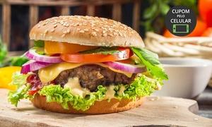 Bocca Hamburgueria Gourmet: Bocca Hamburgueria Gourmet – Santa Inês: hambúrguer gourmet com fritas e bebida para 1, 2 ou 4 pessoas