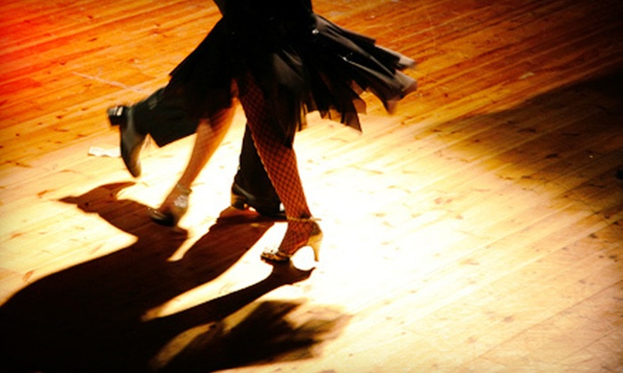 Nashville Ballroom - Franklin: Ballroom Dance Lessons for Individuals or Couples at Nashville Ballroom (Up to 80% Off). Two Options Available.