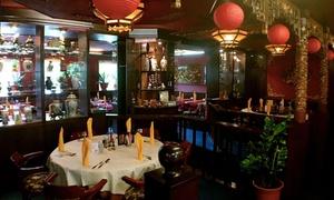 """Sichuan Gourmet: 3-Gänge-Menü mit """"Make your own Sushi""""-Vorspeise für 2 Personen bei Sichuan Gourmet (53% sparen*)"""