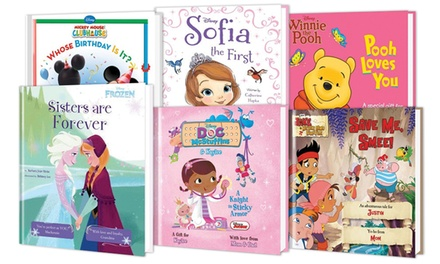 One, Three, or Five Personalized Kids' Books from Put Me In The Story (Up to 61% Off)