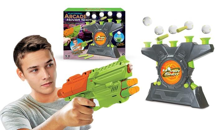 Electronic Hover Shot Floating Target Game