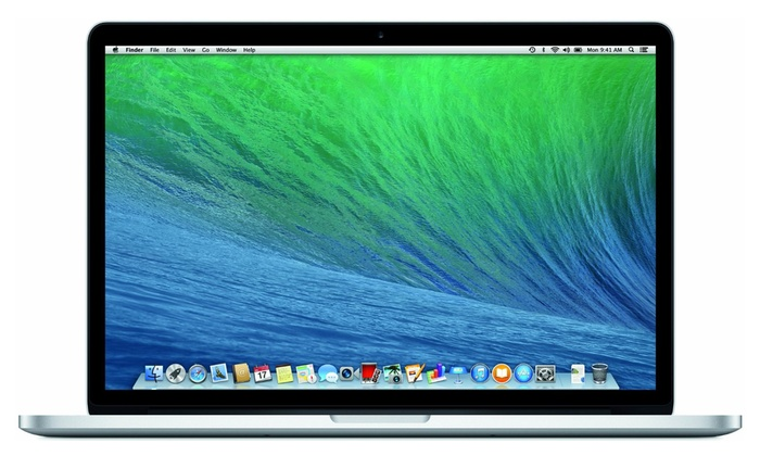 """Apple Macbook Pro 13.3"""" Laptop with 2.4GHz Intel Core processor, 4GB RAM, and 128GB Hard Drive ..."""