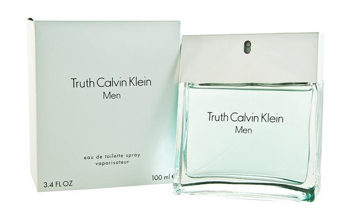 Truth Calvin Eau 100 Klein Ml Homme Toilette De XnOkw08P