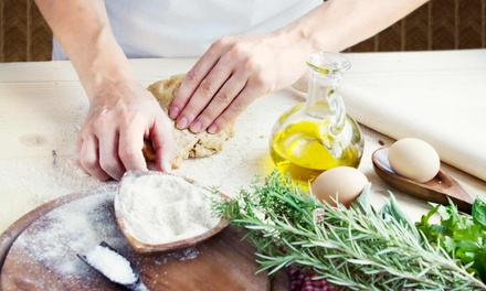Pasta-Making Class for One or Two at Seattle's Little Italy Al Boccalino (Up to 58% Off)