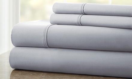 900TC Cotton-Rich Chesterfield Sheet Sets