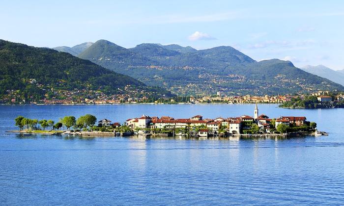 Albergo Agnello - TAINO: Lago Maggiore: Hotel Agnello, fino a 3 notti con colazione, cene e accesso alla spa per 2 persone. Ponti inclusi