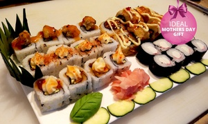Tokyo: 30-Piece Sushi Platter for R99 at Tokyo