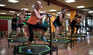 Gymflow.com: 5 oder 10 Sportkurse nach Wahl, z.B. Jumping Fitness oder Pilates, bei Gymflow.com (bis zu 50% sparen*)