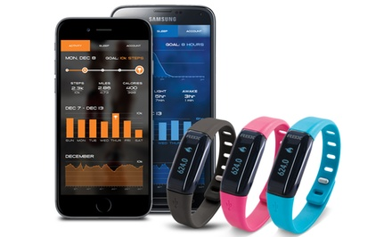 RBX Drive Bluetooth Fitness Activity Tracker for iPhone and Android