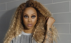 Chrisette Michele: The Milestone Tour: Chrisette Michele on December 21 at 8 p.m.
