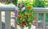 Hanging Flower Seed Bags with Soil Block (1, 2, or 3-Pack)